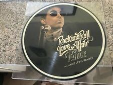 Prince  Rock & Roll  Love Affair Picture Disc Sealed!