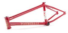 "FIT BIKE CO BRANDON BEGIN FRAME 20.5 RON BURGUNDY RED SCUMBAG BMX BIKES 20.5"""