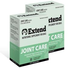 New listing Extend Joint Care For Dogs 2 Month Supply - Many Back Guarantee - Brand New