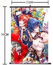 Japan Anime Uta no Prince sama Maji L Wall Scroll Poster cosplay 275