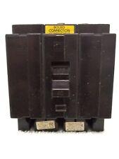 Square D EHB34040 Circuit Breaker 40amp,480v, 3 phase, Used