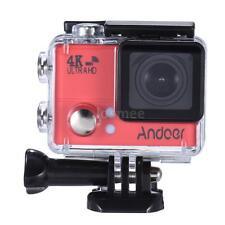Andoer 2.0'' HD 4K 1080P 20MP Wifi Action Sports Camera Waterproof 16X Zoom I7I0