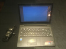 Lenovo G50 15.6-inch Laptop, Touch Screen 4 GB DDR3, 500 GB, Windows 10, DVD/+RW