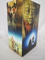 Star Wars Trilogy Special Edition 2000 3 VHS Set Full Screen
