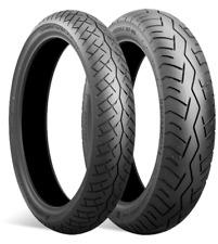 Satz Bridgestone BT46 4.00-18 64H TT + 3.25-19 54H MotorradReifen Paar Set
