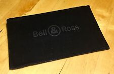BELL & ROSS Pouch Customer Service Watch & Jewellery Chronograph Original PVD