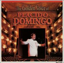 Placido Domingo - Golden Voice Of (CD, 1994, Madacy) Great Condition!