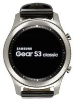 Samsung Galaxy Gear S3 Classic Silver Smartwatch SM-R770 Watch