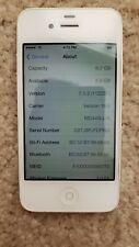 Used Apple iPhone 4 - 8GB - White (Verizon) MD440LL/A