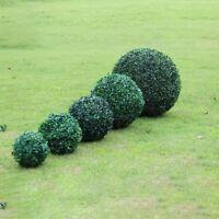 Künstliche Pflanze Ball Baum Buchsbaum-Hochzeit Haus Outdoor Garten w