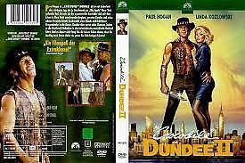 Crocodile Dundee 2 II DVD New and Sealed Free Post in Australia