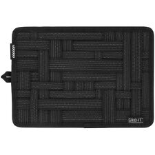 """COCOON CPG8BK 7.55"""" x 10.5"""" Grid-It Organizer for pen,notepad,cellphone,charger"""