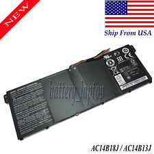 AC14B13J laptop Battery For Acer Aspire ES 15 ES1-571 ES1-520-36SP ES1-571-37DA
