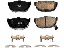 REAR Bonded Drum Brake Shoe Fits 07-09 Kia Spectra