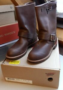 """Red Wing 2991 11"""" Engineer Amber Harness EU36 US4.5"""