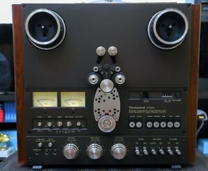 Technics RS-1700 Reel-to-Reel Tape Recorders