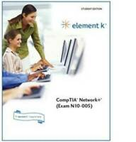 CompTIA� Network+� (Exam N10-005) 085708s3pb - VERY GOOD