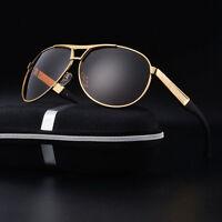 Occhiali da sole polarizzati,protezione UV 400,include astuccio o custodia,#236