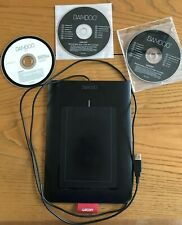 Wacom CTL-460 Bamboo Drawing Tablet with Pen and Software CDs
