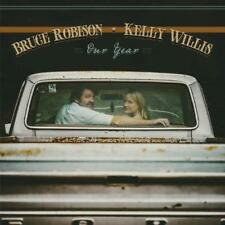 Bruce Robinson & And Kelly Willis - Our Year (NEW CD)