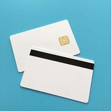 J2A040 40k Memory 3 Track Hi CO MagStripe Card Com JCOP Java Card 5PCS USA Stock