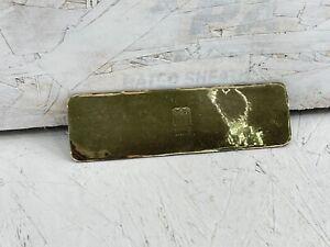 """NIKKEN KENKO GOLD PROMO Pad Magnet Large Rectangle Pad -  6 3/4"""" x 2"""""""