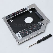2ND SATA 2.5'' HDD Hard Drive Caddy Bay for Apple MacBook Pro Unibody SuperDrive