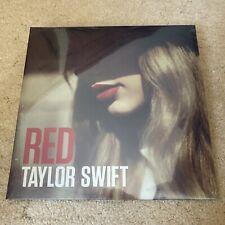 Taylor Swift - Red (Vinyl 2LP Record, 2012)