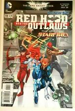 Red Hood and the Outlaws Issue 11 New 52 First Print NM