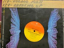 """RONI GRIFFITH (THE BEST PART OF) BREAKIN' UP 12"""" 1982 VANGUARD SPV-54"""