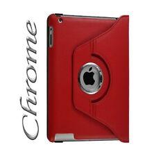 Housse coque étui pour Apple Ipad 2 de luxe avec sytème de rotation à 360 degrès