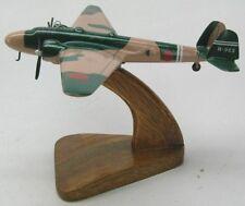 Mitsubishi G3M Nell Airplane Desktop Wood Model Large