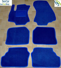 OPEL ZAFIRA 7 places tapis tapis de voiture + 8 block