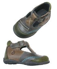Babyprem Bébé Garçons Chaussures British Classic T-Barre Chaussures Bleu /& Bleu Marine Taille 0-18 m