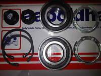 RENAULT CLIO MK3 & MODUS 2005-12 1.2 1.4 1.5 1.6 2.0 2X FRONT WHEEL BEARING KITS