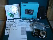 Boxed Fujifilm Finepix AX 650 Camera + Instructions/Case Etc Working