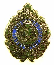 ARGYLL AND SUTHERLAND HIGHLANDERS CLASSIC HAND MADE REGIMENTAL LAPEL PIN BADGE