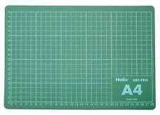 A4 HELIX CUTTING MAT CRAFT BOARD SELF HEALING DOUBLE SIDED PRINTED GRID LINES