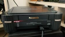 PANASONIC 3DO FZ-1  CONSOLE RETRO INC GAMES, 2 CONTROLLERS. GRAB A BARGAIN, OMG