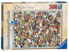 Ravensburger 14751 alta qualità 365 piccole cose 500 Pezzi Jigsaw Puzzle Gioco
