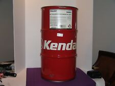 VINTAGE KENDALL Grease / Oil Can 16 Gallon Drum - MANCAVE GARAGE SHOP TRASH CAN