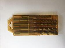 *NEW* MAKITA D-07973 5 PC DRILLING SDD PLS DRILL BITS FOR ROTARY HAMMER CARBIDE
