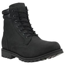 Timberland Black Foraker Boots Uk 12.5 Eu 47.5 A11HC001