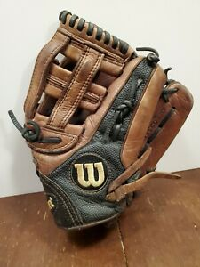 Wilson A1000 11 3/4 Infielders Baseball Glove RHT Ecco Leather A1000BBDW5DB
