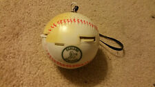 Vintage Oakland A's Athletics Baseball radio game giveaway P G & E mlb RARE