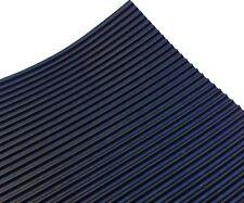 Sluice Box Ripple Mat for Gold Prospecting 300 x 1000mm rubber mat