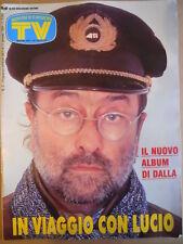 TV Sorrisi e Canzoni n°2 1994 Lucio Dalla Alba Parietti Donatella Raffai  [D50]