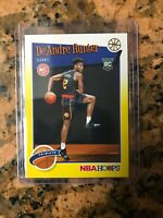 Nba Hoops Deandre Hunter Tribute Yellow Parallel Rookie Card MINT 🔥🏀 In LOADER