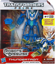 Transformers Prime Thundertron Action Figure New / Sealed