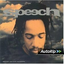 SPEECH  CD R&B-SOUL-BLACK-FUNKY-GOSPEL